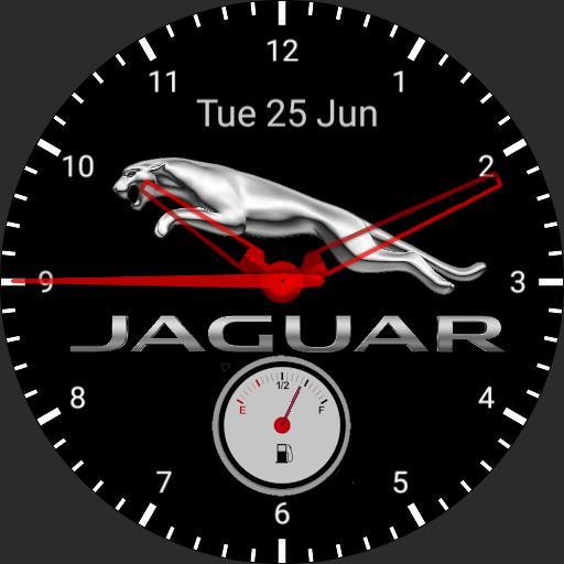 Jaguar by Waldo mk2