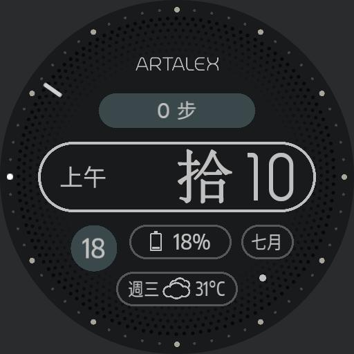 ARTALEX Numbers And Chinese