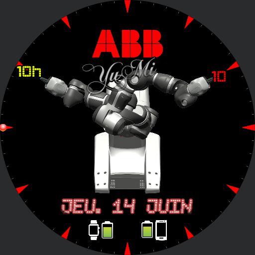 ABB YuMi Watch v1. 3