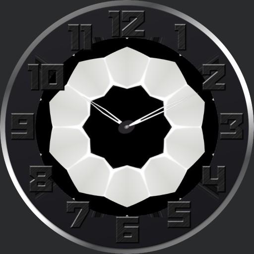 BW kaleidoscope