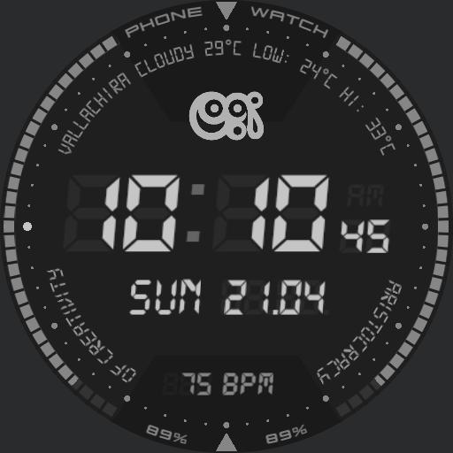 RJ Watch One