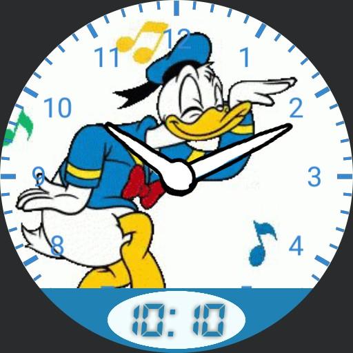 Dancing Donald