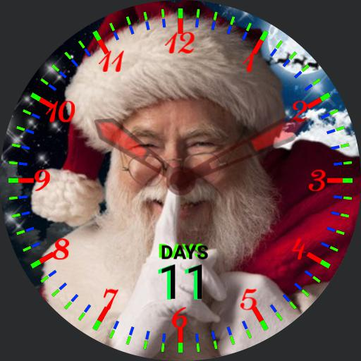 Christmas Santa Watch
