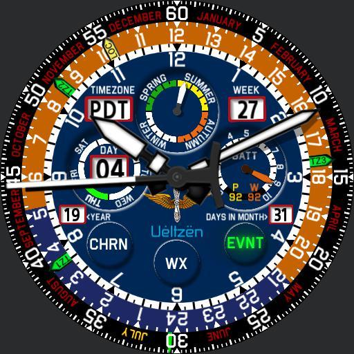 Pilot Calendar Multi-Screen