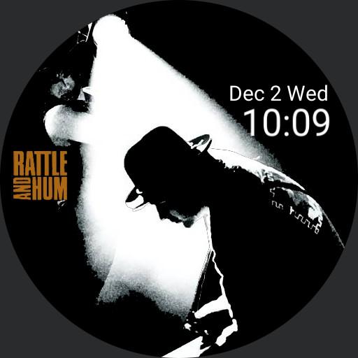U2 Rattle and Hum