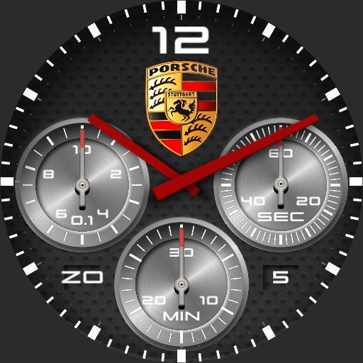 Porsche turn