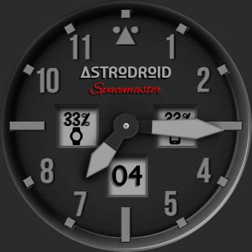 Astrodroid - Spacemaster 5000