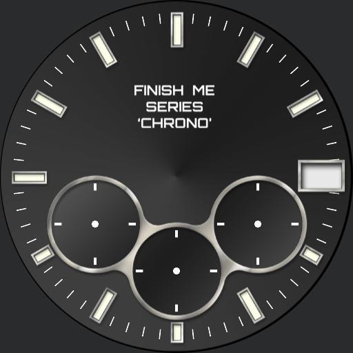 Finish Me Series Chrono V 1