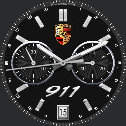 Porsche Black