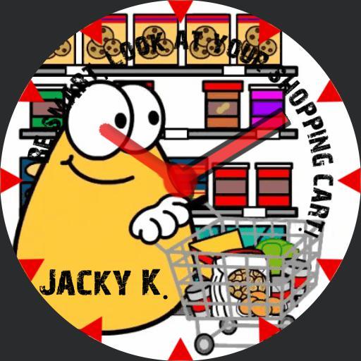 Jacky K. on tour