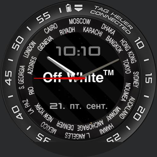 TAG OFF WHITE 1.1.0