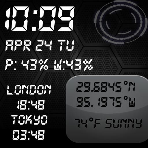 HexTech LCD