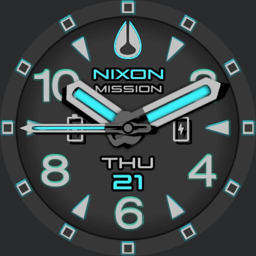 PVS Nixon 9 Factor-X Aqua