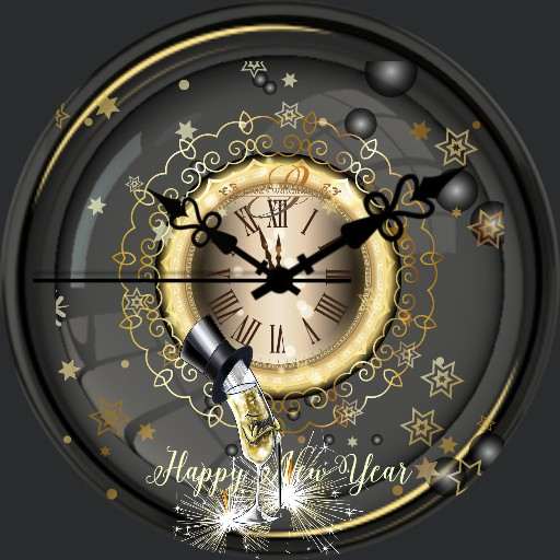Happy New Year Filigran