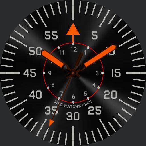 Pilot Orange