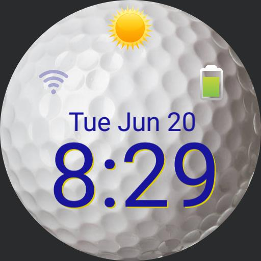 DigitalGolfBall