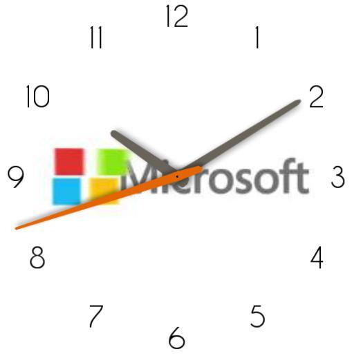 Microsoft Logo Watch