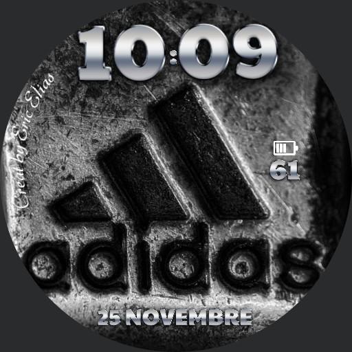 Adidas watch by Eric Elias 2020