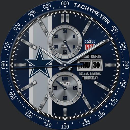 Dallas Cowboys NFL Modular Racer by QWW Copy
