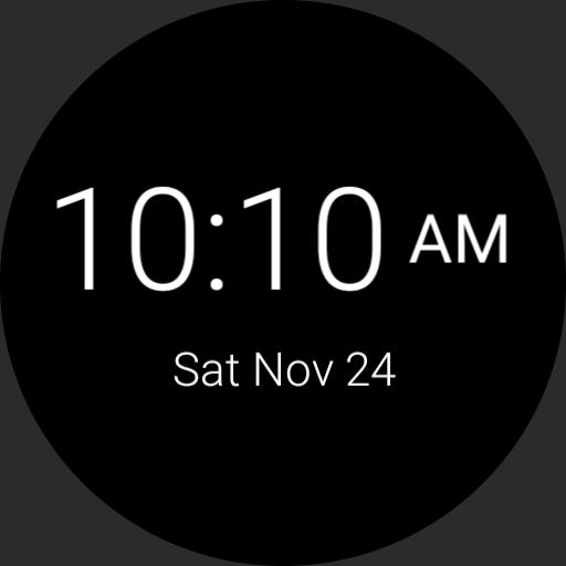 Simple Time and Date