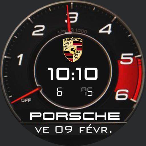 Yann Porsche counter