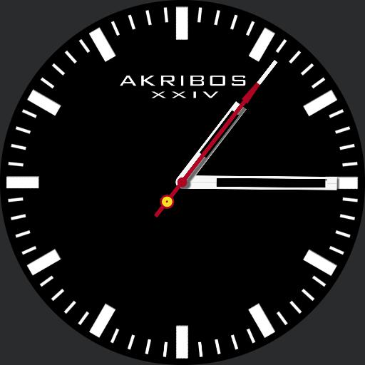 Akribos XXIV Minimal color changer