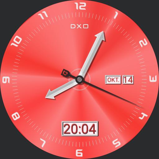 DXO Classic Red