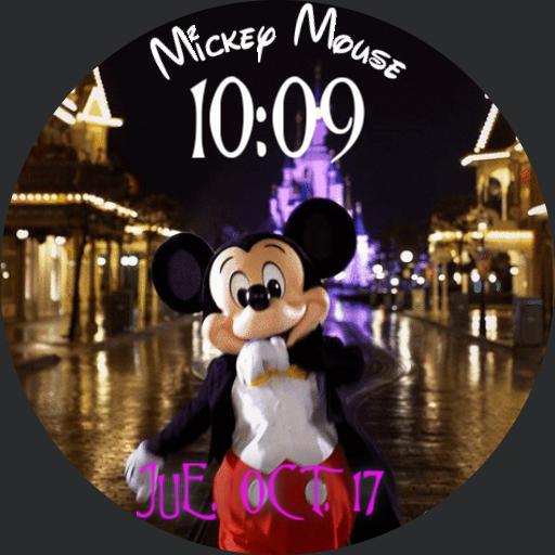 mickey animated