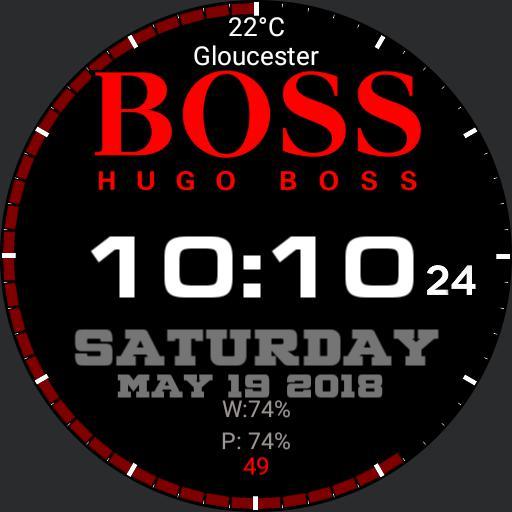 Hugo Boss Digital By Nesar.A  Copy