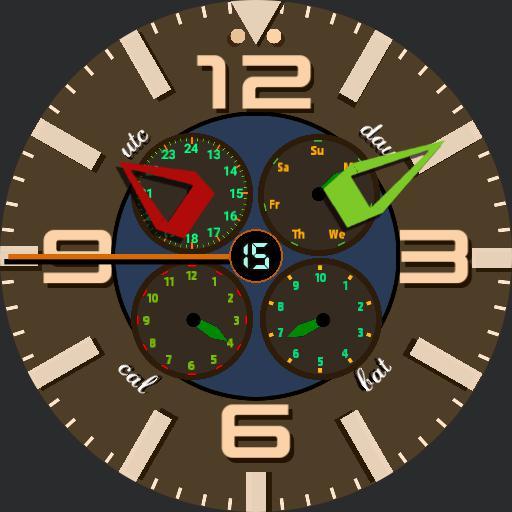 classic modern inoeck watch