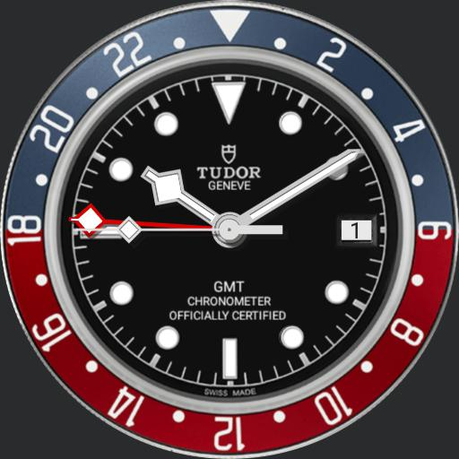 0 Tudor GMT dual time Copy