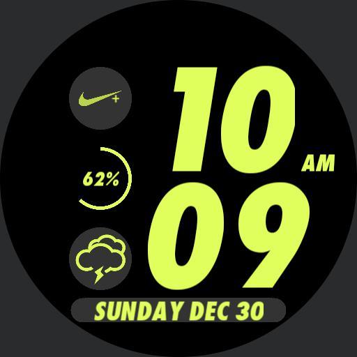 Nike iWatch 2.0