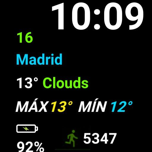 Modular Apple Watch mi wacht Copy