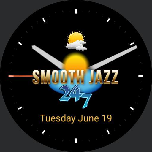 Smooth Jazz 24/7 Apple