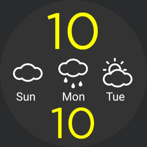 3 Day Weather