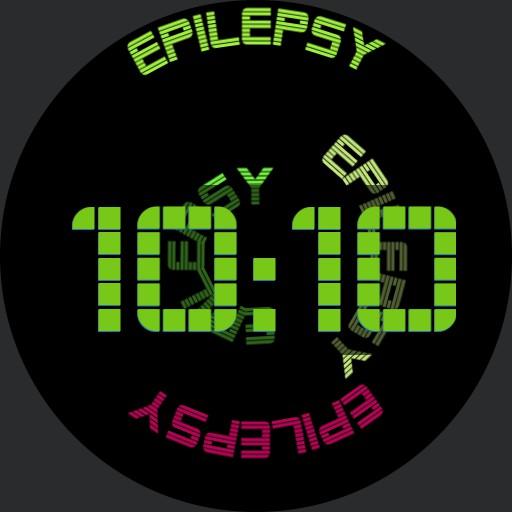 Resty epilepsy black 2020