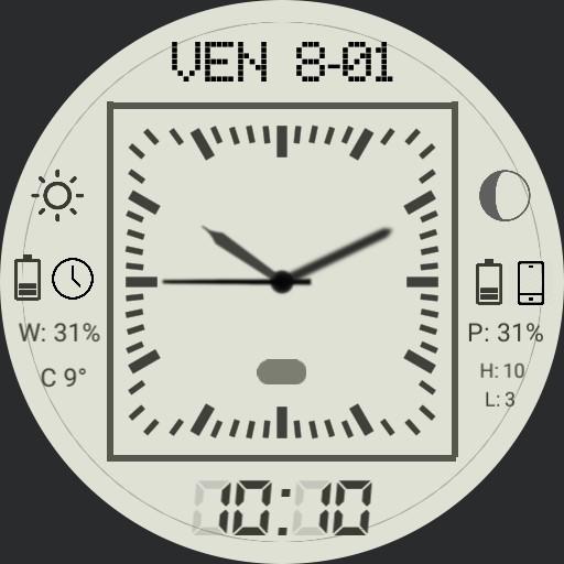 LCD 4 peecons