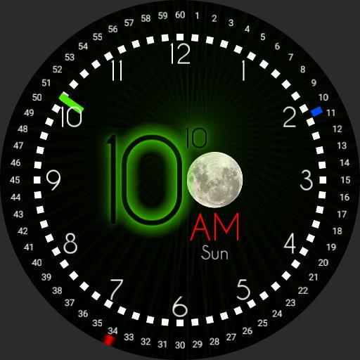 Zeblaze THOR - WatchMaker Watch Faces