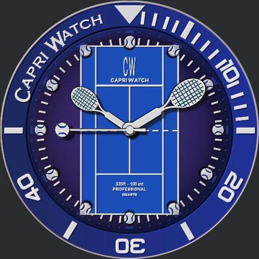 Orilama watch 116 Capri tennis