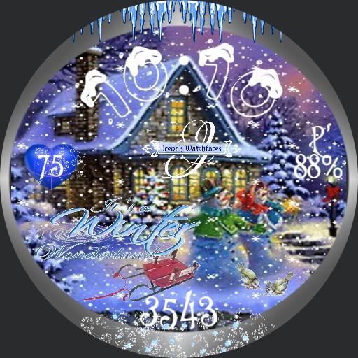 Winterwonderland Animation Snow