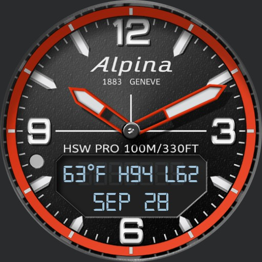 Alpina Alpiner X rc2