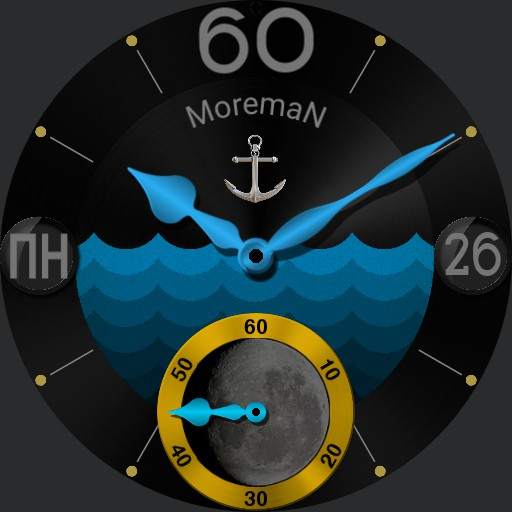 classic moreman sea