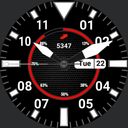 Classic Adventurer - Galaxy Watch 3 Replica