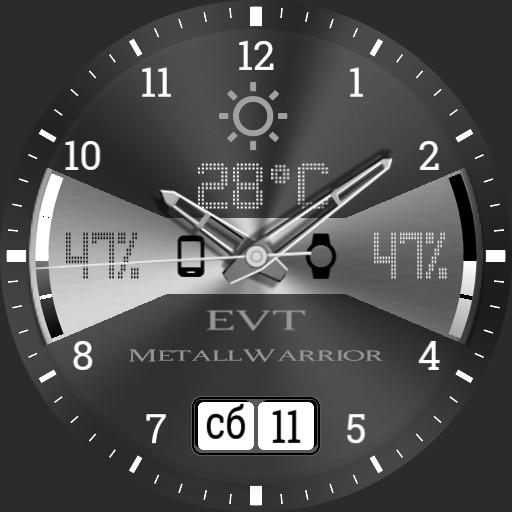 EVT MetallWarrior sc-2