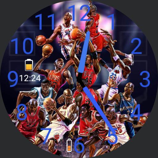 Jordans past