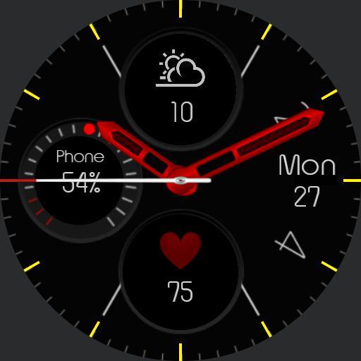 Galaxy Watchface 7