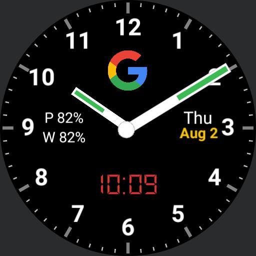 Google Pixel Face