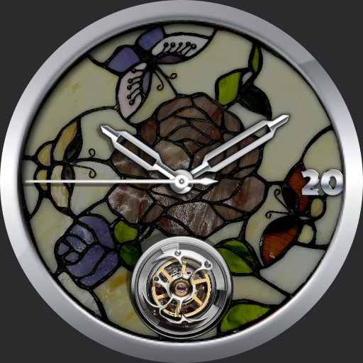 Stained Glass Tourbillon