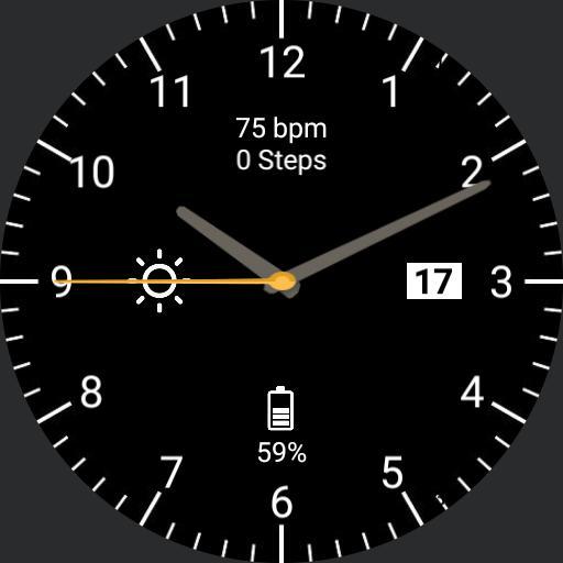 Basic all-day Watch V1.1
