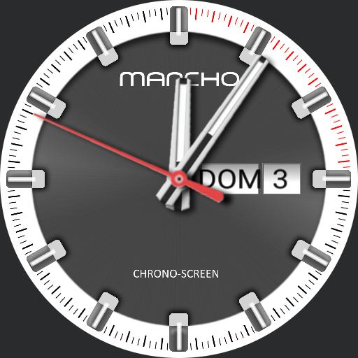 mancho chrono screen